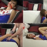 Sister cheerleader Katie Star found tied up by step brother, what does he do? – Exposed Whores FullHD 2020