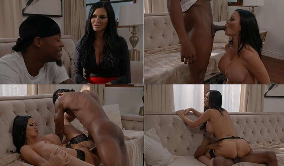 Jasmine Jae - Mommy Gets Destroyed by her Sons Bully as he Cums all in her Pussy FullHD 1080p 2020