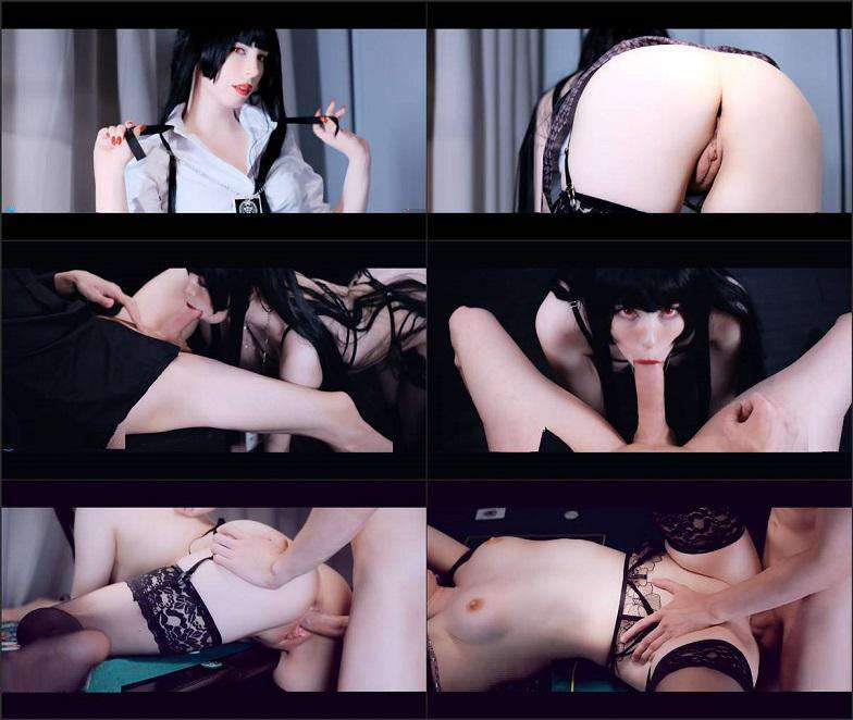 MollyRedWolf - Lost her body at cards FullHD 1080p