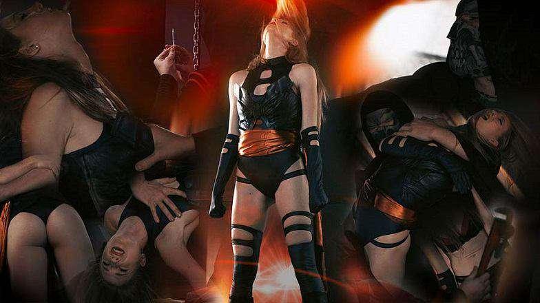 The Battle for Earth - Ashley Lane - Ninja Girl 2 FullHD 1080p