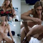 Home Alone With My Step Mom While Dad is At Work – Dad Will Be Home Soon – Cory Chase in Jerky Wives HD 720p 2020