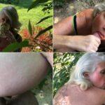 Public Family sex Mommys Boy Mows Her Lawn – Paintedrose FullHD 1080p