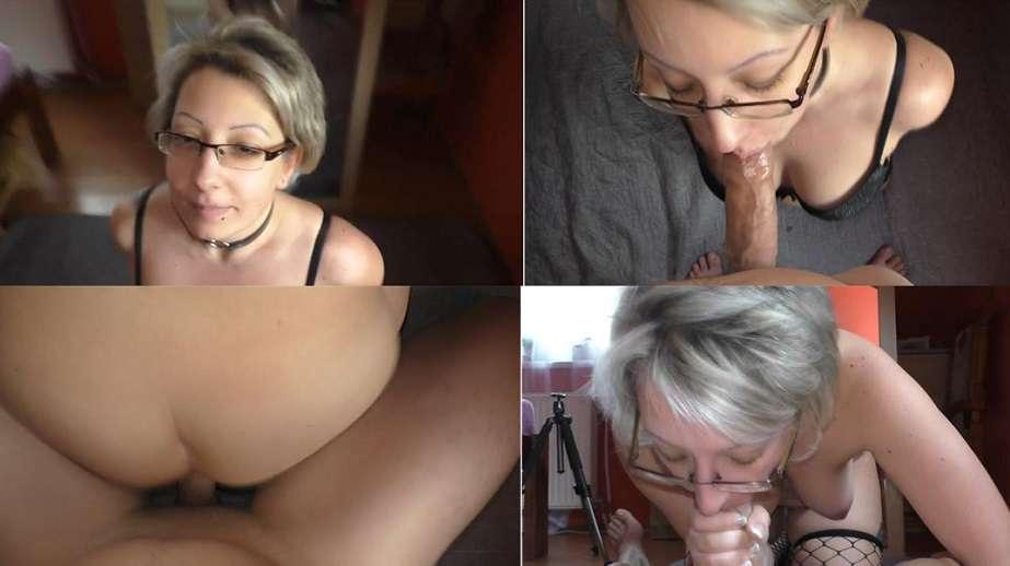 Real Incest Porn - Hot stepmom hard fuck training - hotbonniewild FullHD 1080p 2020