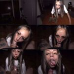 SlutwifeClub – Candie Cross – Horror Girl Sucks the Life out of me FullHD 1080p