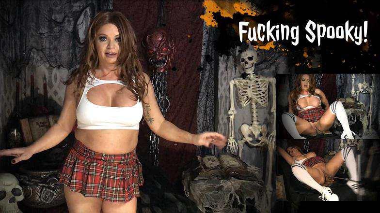 SienaRose - Fucking Spooky - Fuck Machine FullHD 1080p