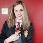 Cosplay Porn Nina Crowne – Hermione's First Handjob FullHD 1080p
