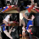 XXXtremeComiXXX – Zoey Laine & Penny Lay – Supergirl Wont Talk HD 720p