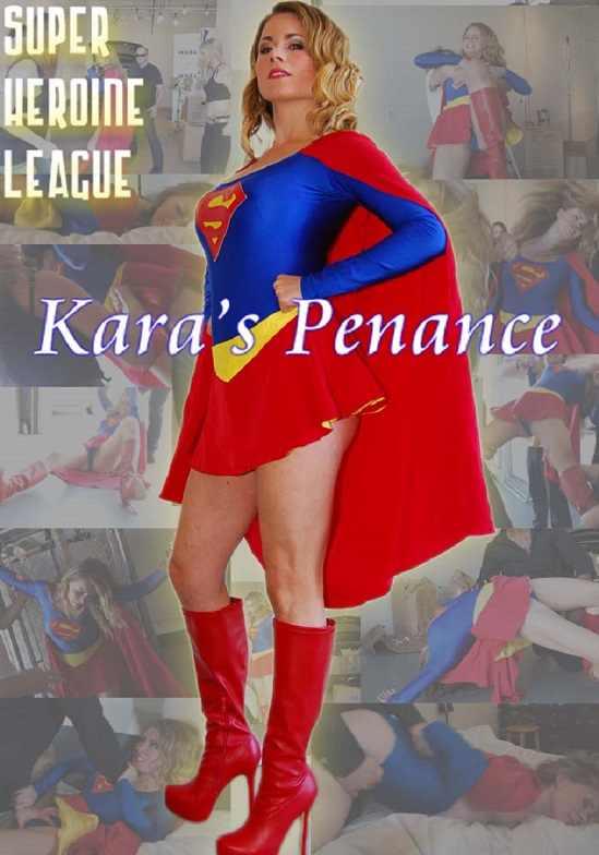 Alex David - Stella Rae - Super Heroine League: Kara's Penance HD 720p