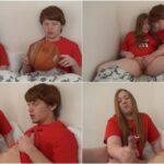 My twin step-sister jerks my dick – JERKY GIRLS !! FullHD 1080p