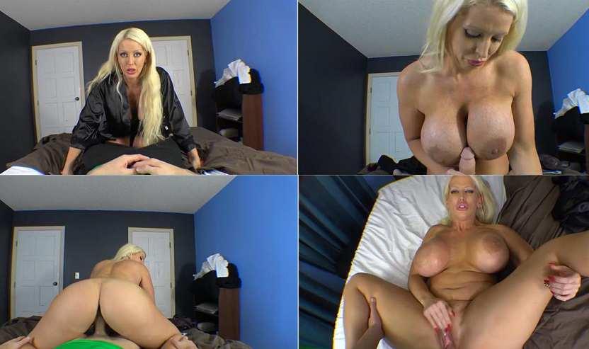 Primal's POV Family Lust Alura Jenson - Step Mom's Punishment Full Series FullHD 1080p