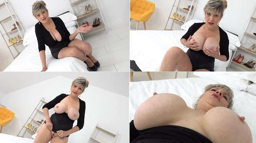 Riding His Auntie Hard - Lady Sonia FullHD 1080p