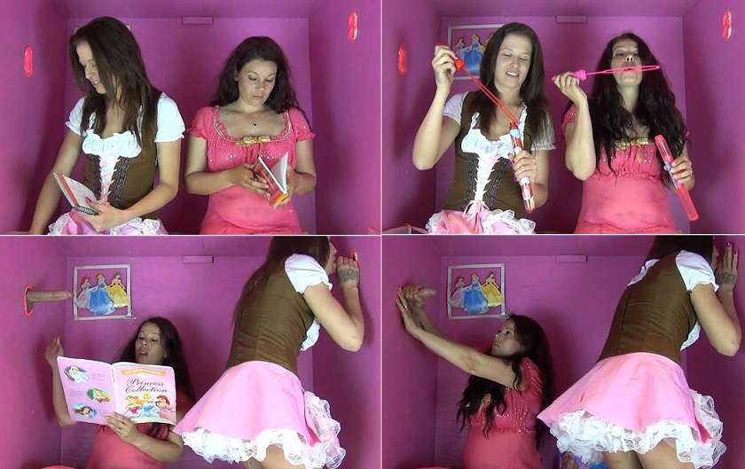Step-mother step-daughter cum rampage - Alexis - JERKY GIRLS c4s FullHD 1080p