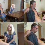 I'll Tell Step-Mom – Lola Summers – First Time Handjobs HD 720p