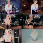 Horror Fantasy Porn – Dommebombshell – Domme Jerk Off Story – Haunted House HD 720p