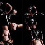 Fantasy Porn UnemployedModel – Halloween Sex  Scary Skeletons Rough Fucking FullHD 1080p