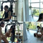 Step Sister Seduced Stepbrother and Creampied in the Gym – Oliver Strelly, Katty West FullHD 1080p