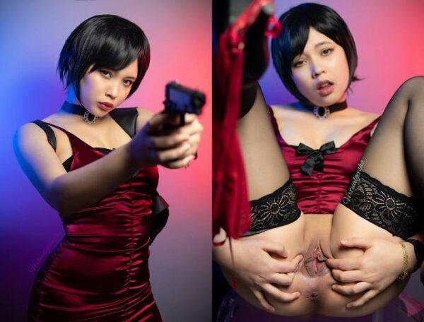 Virtualgeisha - Ada Wong Gets Fucked By A Zombie & Leon FullHD 1080p