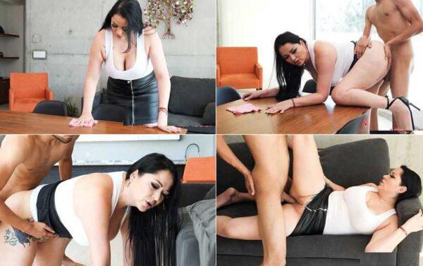 Anal sex for Step-mom Latina Pamela Rios FullHD 1080p c4s
