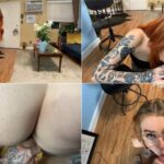 Step Sister Twerks And Fucks You – American Scarlett Cummings HD mp4