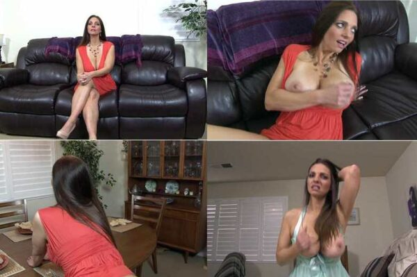 Step Mom Fucks You In Front Of Daddy - Mindi Mink FullHD 1080p