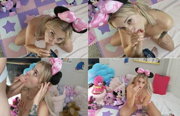 Diapered Girl Wants Daddys Cum Family Fantasies - CaraDay FullHD 1080p