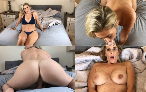 Mom wants to be Impregnated - Rose Scott FullHD 1080p