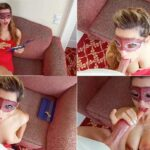 SexyBustyGirl – StepSon take too much Viagra and Stepmom help him FullHD 1080p