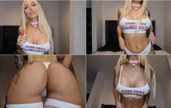 Stroke for me Daddy - Harley LaVey FullHD 1080p