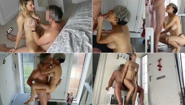 kinkycouple111 - Stepdaughter Fucks her Sister`s Boyfriend FullHD 1080p