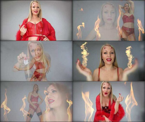 Goddess Poison - Dance With The Devil! Mesmerize FullHD 1080p