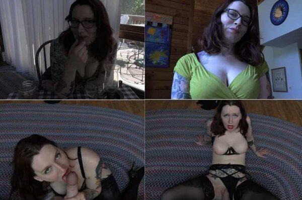 Slutty Wife Cheats with Your Big Dick - Bettie Bondage 4k 2160p c4s