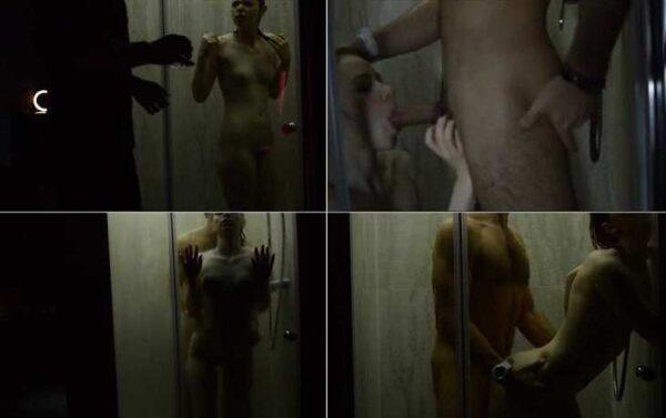Family Insane Shower Sex brother fuck sister - Ellie Dopamine HD 720p