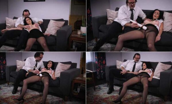 That Kinky Girl - Nate Liquor , Tina Lee Comet - Job Seeking Surprise FullHD 1080p 2021