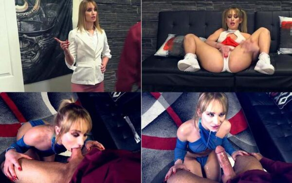 The Boards Nasty Do-Girl Get's The Remote Control - Daisy Stone - Primal Fetish FullHD 1080p