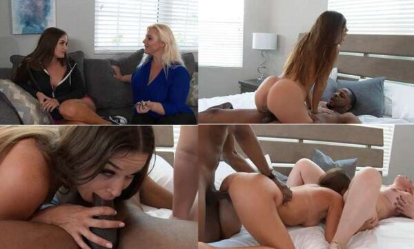 Mom and Step daughter fuck the same bbc - Don XXX Prince - Group Taboo FullHD 1080p