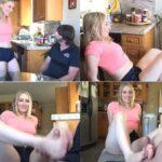 Step-Daddy, Do You Like My Feet? – Riley Reynolds aka Riley Reyes FullHD 1080p