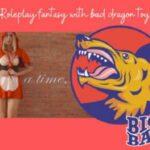 xxxCaligulaxxx – Big Bad Wolf – Bad dragon REX toy FullHD 1080p