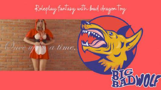 xxxCaligulaxxx - Big Bad Wolf - Bad dragon REX toy FullHD 1080p