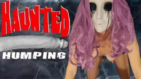 jamiewolfxxx - Haunted Humping 4k 2160p