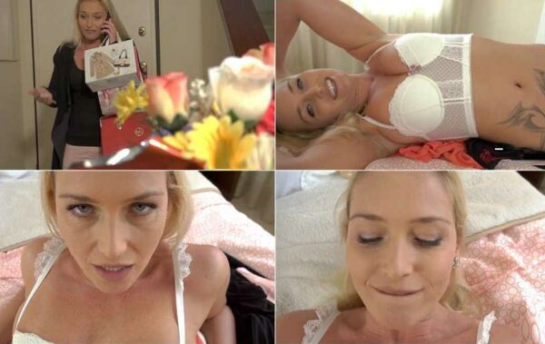 Most amazing birthday present from your hot Aunt - Kathia Nobili FullHD 1080p c4s