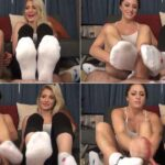 Sister Cleo And Maia Footjob Compromise – Maia Evon, Cleo – Bratty Babes Own You FullHD 1080p