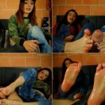 Vale and MaJo get out of babysitting with a FJ – Valentina Castiblanco, Majo Restrepo FullHD 1080p