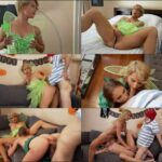Kit Mercer, Natalie Knight – What Happened With My Stepmom On Halloween HD 720p