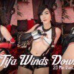 Final Fantasy Porn Emily Grey – Tifa Winds Down FullHD 1080p