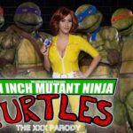 Ten Inch Mutant Ninja Turtles – The XXX Parody FullHD 1080p