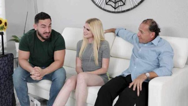 Sister Meeting The Stepbrother - Nikki Sweet SD mp4
