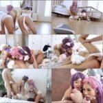 Little Asians – Brenna Sparks, Sami Parker – Kawaii Kitties FullHD 1080p