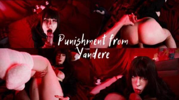 MollyRedWolf - Sister Yandere 2 Cumshot 4k 2160p