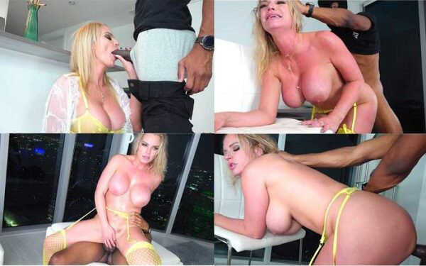 I'm Gonna Have To Give You A Fine Ma'am! Rachale Cavalli - Dickdrainers HD 720p