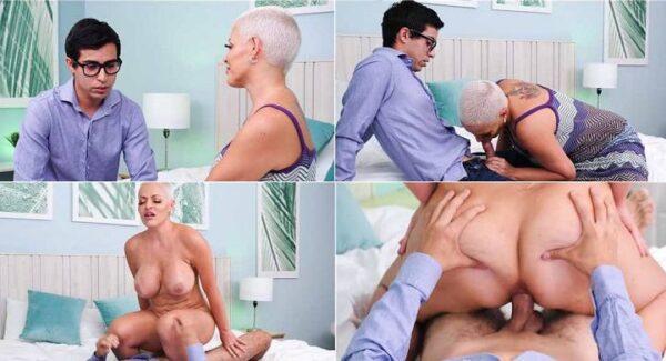 Her Nephew Tore Her Asshole Up Dasha - Sex Mex FullHD 1080p